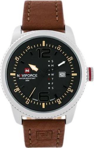 Zegarek Naviforce ZEGAREK MĘSKI NAVIFORCE - FOKKER (zn004d) - HIT uniwersalny