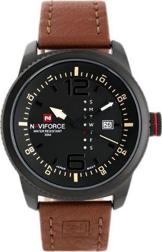 Zegarek Naviforce ZEGAREK MĘSKI NAVIFORCE - FOKKER (zn004e) - HIT uniwersalny