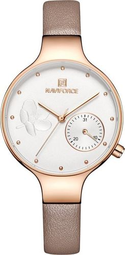 Zegarek Naviforce ZEGAREK DAMSKI NAVIFORCE - NF5001 (zn500c) + BOX uniwersalny