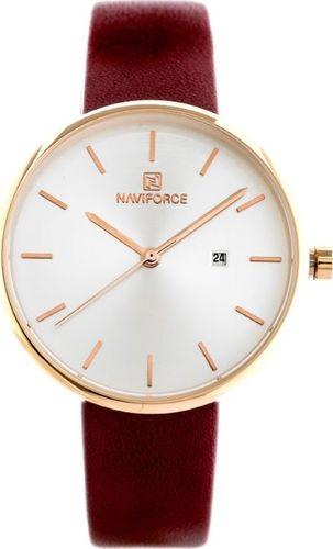 Zegarek Naviforce ZEGAREK DAMSKI NAVIFORCE - NF5002 (zn501b) + BOX uniwersalny