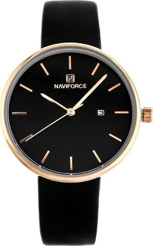 Zegarek Naviforce ZEGAREK DAMSKI NAVIFORCE - NF5002 (zn501c) + BOX uniwersalny