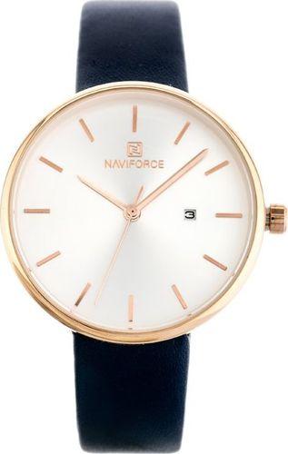 Zegarek Naviforce ZEGAREK DAMSKI NAVIFORCE - NF5002 (zn501d) + BOX uniwersalny