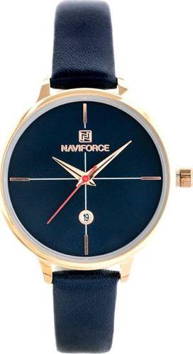 Zegarek Naviforce ZEGAREK DAMSKI NAVIFORCE - NF5006 (zn503b) + BOX uniwersalny