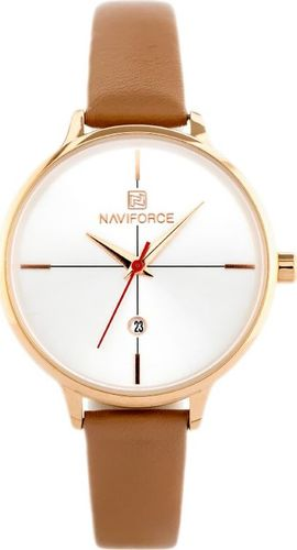 Zegarek Naviforce ZEGAREK DAMSKI NAVIFORCE - NF5006 (zn503d) + BOX uniwersalny