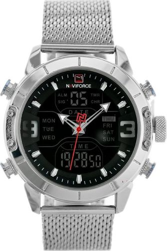 Zegarek Naviforce ZEGAREK MĘSKI NAVIFORCE - NF9153 (zn093a) + BOX uniwersalny