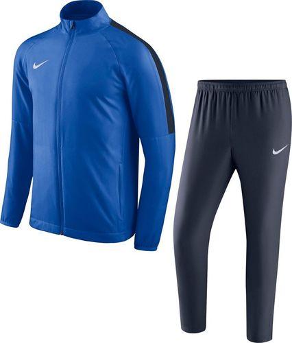 Nike Dres męski Nike M Dry Academy 18 Woven Tracksuit niebiesko-granatowy 893709 463 M