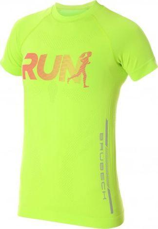 Brubeck Koszulka damska Running Air Pro zielona r. XL (SS13270)