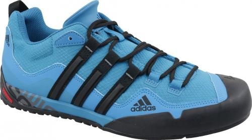Adidas Buty męskie Terrex Swift Solo niebieskie r. 49 1/3 (D67033)