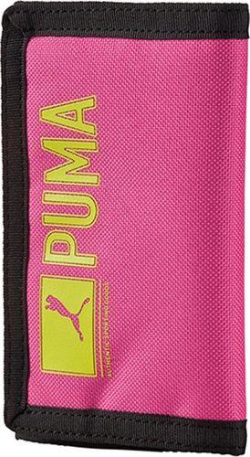 Puma Portfel Puma Pioneer Wallet 073471 073471 09/03 różowy one size