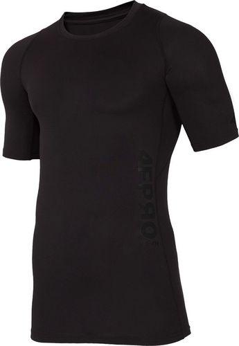 4f Koszulka męska D4L18-TSMF401 czarna r. XL