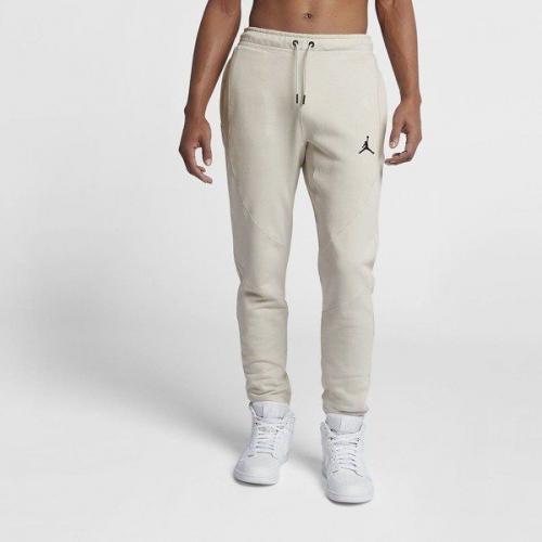 Jordan  Spodnie męskie Sportswear Wings Fleece białe r. S (860198-073)