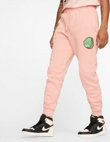Jordan  Spodnie męskie Sticker różowe r. L (CT6725-606)