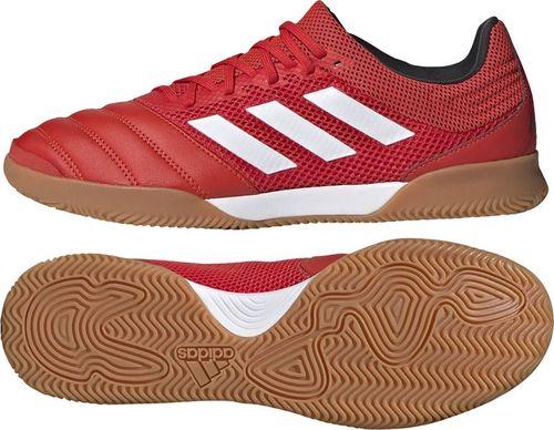 Adidas Buty męskie Copa 20.3 IN Sala czerwone r. 48 (G28548)