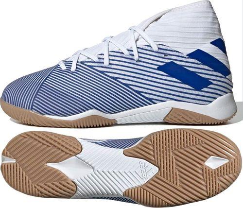 Adidas Buty adidas Nemeziz 19.3 IN EG7224 EG7224 biały 40 2/3
