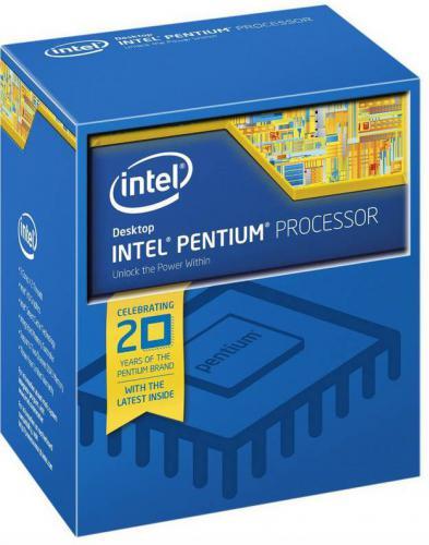 Procesor Intel G3258, 3.2 GHz, 3MB, BOX (BX80646G3258)