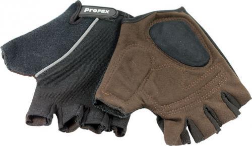 Profex Rękawice rowerowe brązowe r. L/XL (91743)