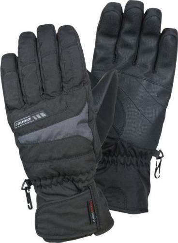 Ziener Rękawice narciarskie Goffon black graphite r. 8