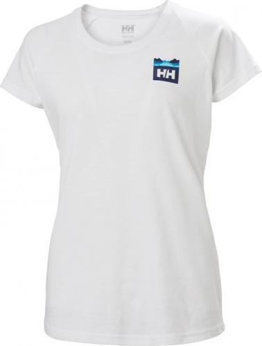 Helly Hansen Koszulka damska Nord Graphic Drop biała r. M (62985_001)