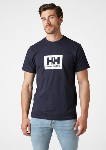 Helly Hansen Koszulka męska Tokyo T-shirt granatowa r. M (53285_597)