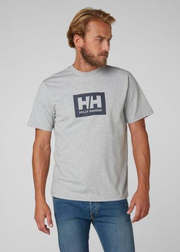 Helly Hansen Koszulka męska Tokyo T-shirt szara r. L (53285_949)