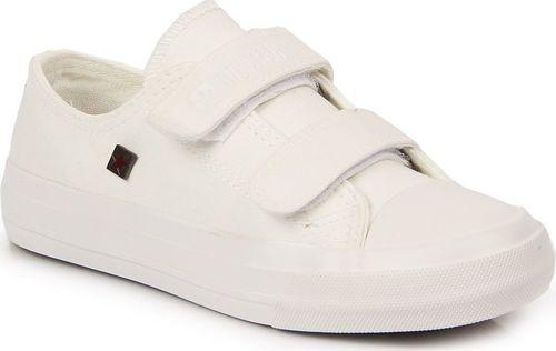 Big Star Buty dziecięce FF374096 białe r. 33