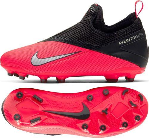 Nike Buty Nike Jr Phantom VSN 2 Academy DF FG MG CD4059 606 CD4059 606 czerwony 35
