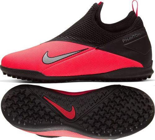 Nike Buty Nike JR Phantom VSN 2 Academy DF TF CD4078 606 CD4078 606 czerwony 36