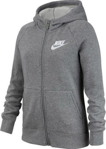 Nike Bluza Nike Y Sportswear BV2712 091 BV2712 091 szary M (137-147cm)