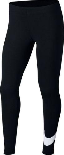 Nike Legginsy Nike Sportswear AR4076 010 AR4076 010 czarny S (128-137cm)