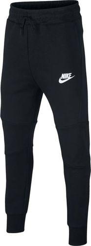 Nike Spodnie Nike Sportswear Y 804818 017 804818 017 czarny S (128-137cm)