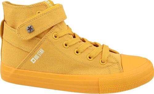 Big Star Buty damskie FF274581 żółte r. 40