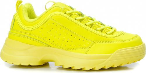 Refresh Buty damskie Pu Yellow r. 37 (69681)