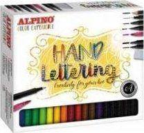 """Alpino Flamastry """" HAND LETTERING """""""