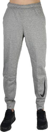 Nike Spodnie męskie Therma Taper Swoosh Pant szare r. L (932257-063)