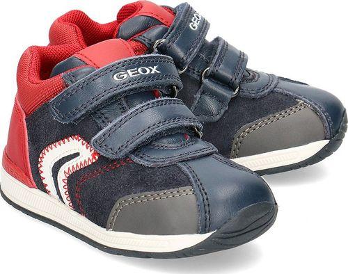 Geox Geox Baby Rishon - Sneakersy Dziecięce - B940RB 08522 C4244 20