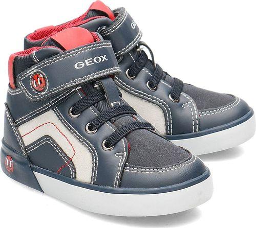 Geox Geox Baby Kilwi - Sneakersy Dziecięce - B94A7D 054FU C4078 20
