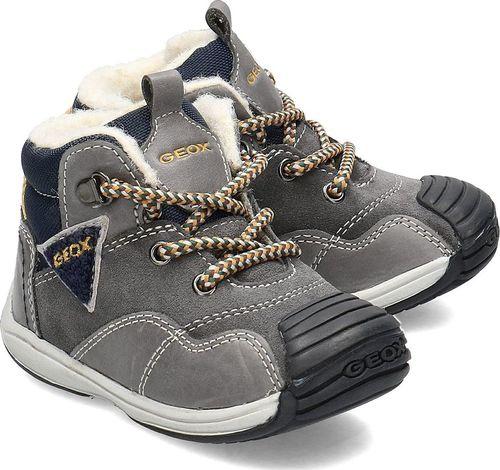 Geox Geox Baby Toledo - Sneakersy Dziecięce - B9446A 0CL22 C0739 22
