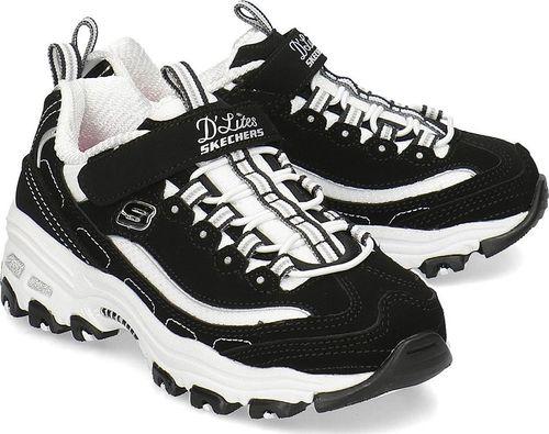 Skechers Skechers Crowd Appeal - Sneakersy Dziecięce - 80588L/BKW 29