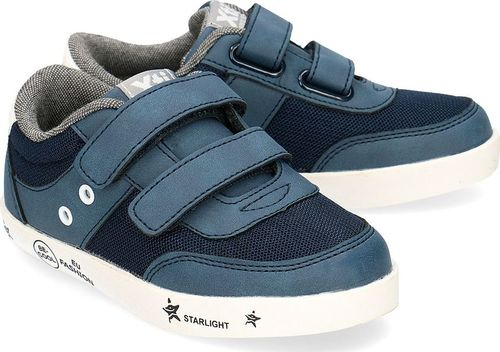 XTI Xti - Sneakersy Dziecięce - 57042 NAVY 34