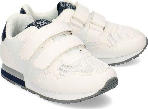 XTI Xti - Sneakersy Dziecięce - 57082 WHITE 34
