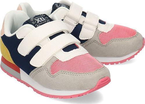 XTI Xti - Sneakersy Dziecięce - 57077 NAVY 33