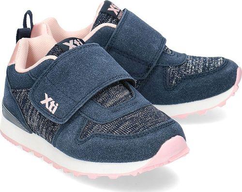 XTI Xti - Sneakersy Dziecięce - 57043 NAVY 33