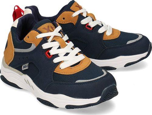 XTI Xti - Sneakersy Dziecięce - 57157 NAVY 35