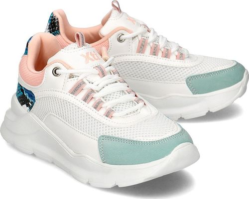 XTI Xti - Sneakersy Dziecięce - 57028 LIGHT BLUE 37