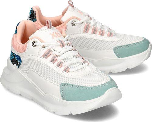 XTI Xti - Sneakersy Dziecięce - 57028 LIGHT BLUE 38