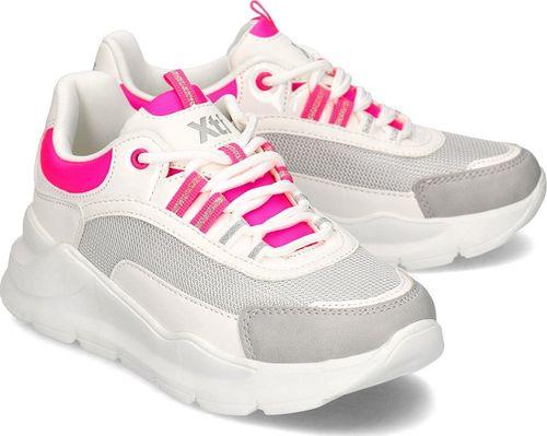 XTI Xti - Sneakersy Dziecięce - 57028 FUCSIA 33