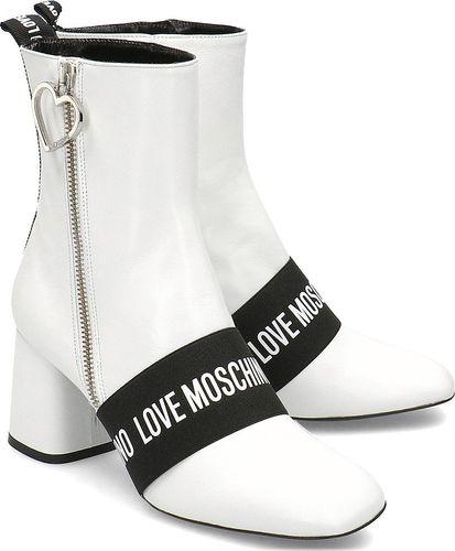 Love Moschino Love Moschino - Botki Damskie - JA21037G18IB0100 40