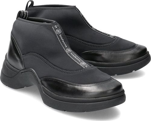Solo Femme Buty damskie 50002-02-I12/K44-13-00 czarne r. 39