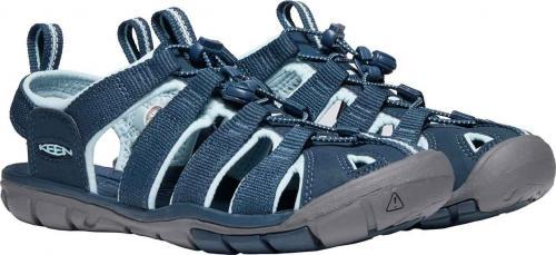 Keen Sandały damskie Clearwater Cnx Navy/Blue Glow r. 38.5 (1022965)
