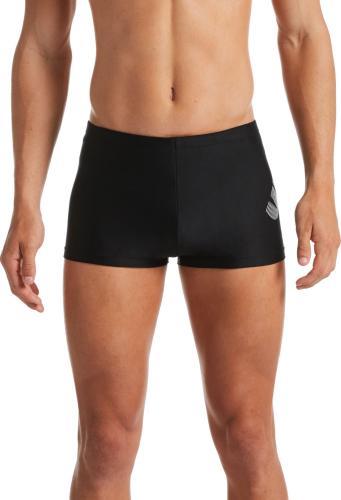 Nike Kąpielówki męskie Tilt Logo Aquashort czarne r. L (NESSA010001)